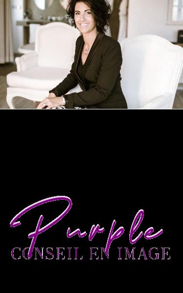 Purple relooking conseil en image