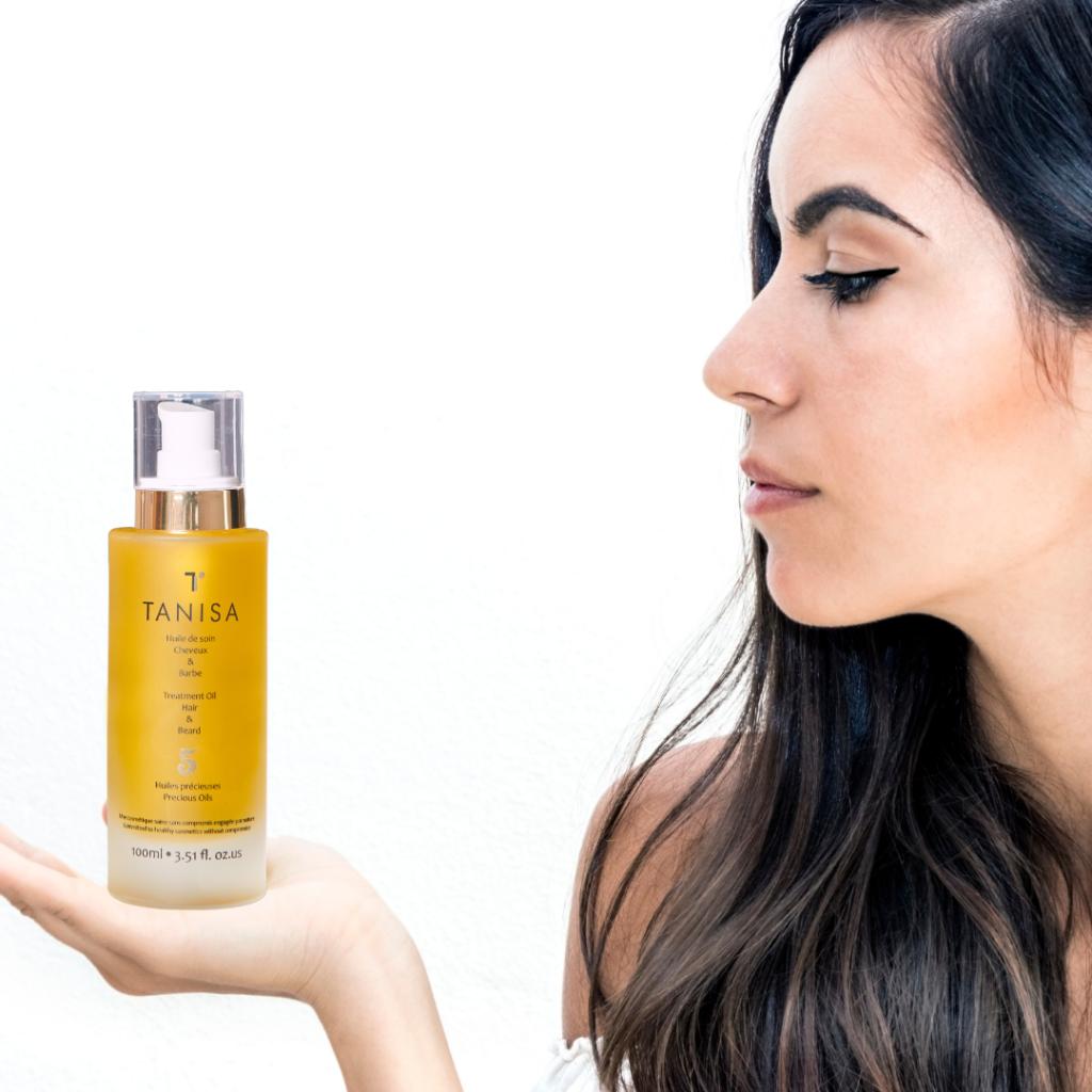 Le bain d'huile est-il adapté aux cheveux gras ?